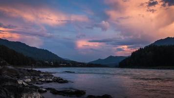 rivière katun
