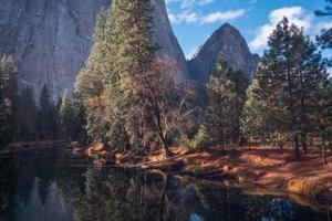 Merced River-Yosemite photo