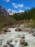 River heads Aktru photo