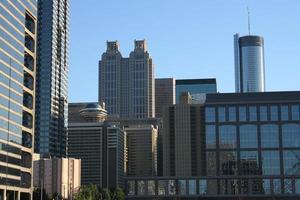 Atlanta, Georgia Skyline photo