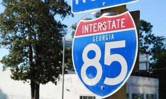 85 de un estado a otro