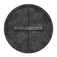 Sewer metal cover (Manhole serie)