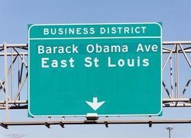 Barack Obama Avenue