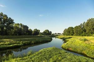 el rio de oasi foto