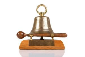 Table meeting bell photo