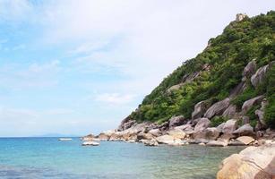 Tao island, koh tao, Surat thani Thailand photo