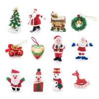 Collection of Christmas Ornaments