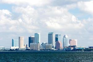 Tampa Skyline Bay View