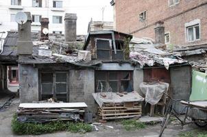 Casas viejas foto