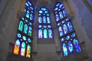 Sagrada Familia decorations