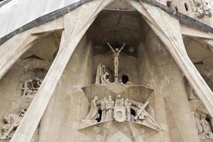 The Sagrada Familia photo