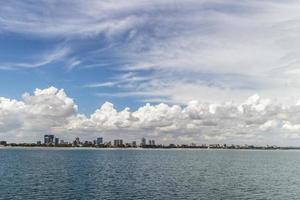 oevers van Dar es Salaam