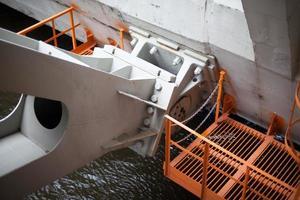 complejo de instalaciones de prevención de inundaciones de san petersburgo