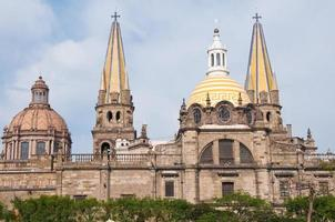 Guadalajara cathedral, Jalisco (Mexico) photo