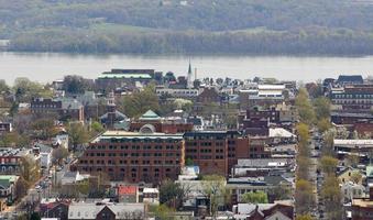 View  of Alexandria, Virginia USA photo