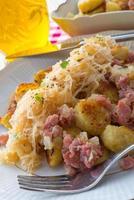 sauerkraut dumplings