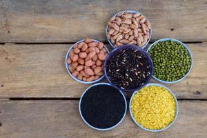 Grains and Beans