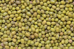 mung beans background photo