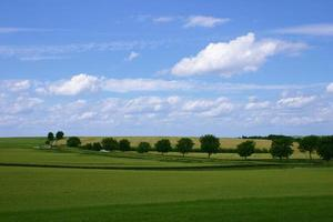 paisaje rural foto