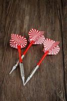 Three arrows darts