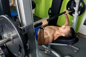 Chest Press Exercise