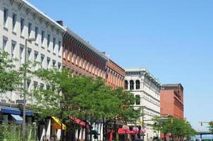Cleveland street photo