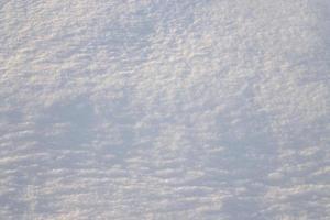 textura de nieve Fondo abstracto de invierno. foto