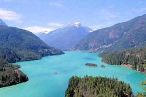 lago de montaña