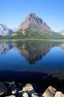 Swiftcurrent Lake photo