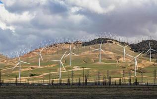 Bakersfield Wind Farm photo