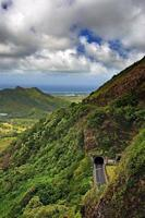 Nuuanu Pali State Park, O'ahu, Hawaii photo