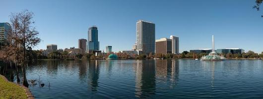 Orlando at Lake Eola