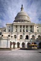 Capitol Hill Building in United States of America photo