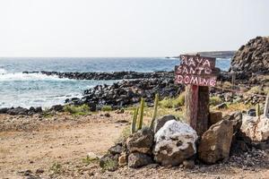 Santo Domingo beach photo