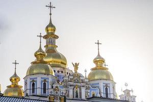 vroege zomerochtend in Kiev