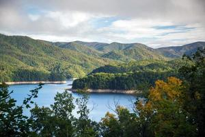 Fontana lake Vista photo