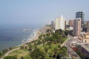 Lima - Peru photo