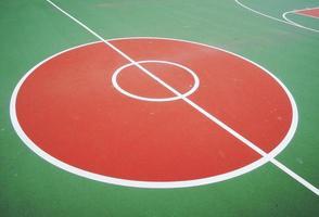 Outdoor court