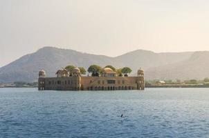 jal mahal in man sagar lake, jaipur