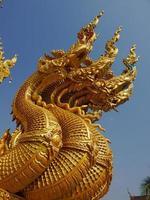Buddhist Temple Wat Si Phan Ton photo