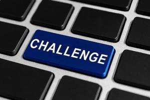 challenge button on keyboard photo