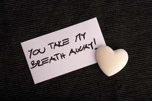 You Take My Breath Away photo