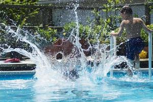 Cannonball Splash