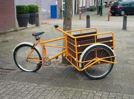 carrier bicycle photo