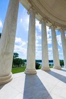 Thomas Jefferson Memorial en Washington DC