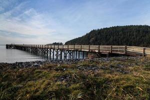 Washington State Walkway photo