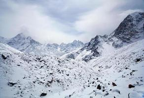 Sagarmatha National Park, Nepal Himalaya photo
