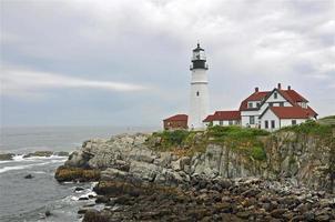 Portland Head Lighthouse photo