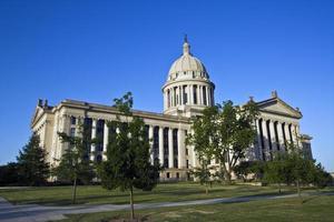 oklahoma - capitolio estatal foto
