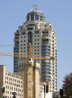 bloque de apartamentos de torres de michelangelo foto